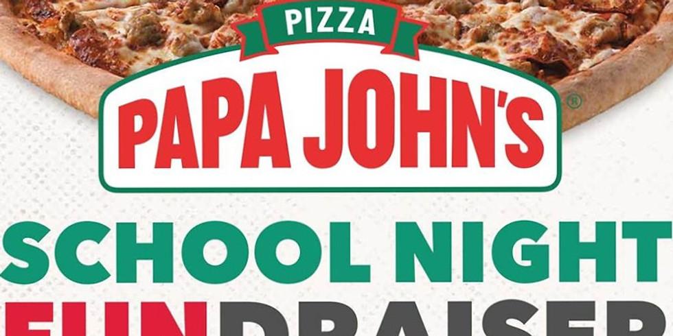 Papa Johns Family Night
