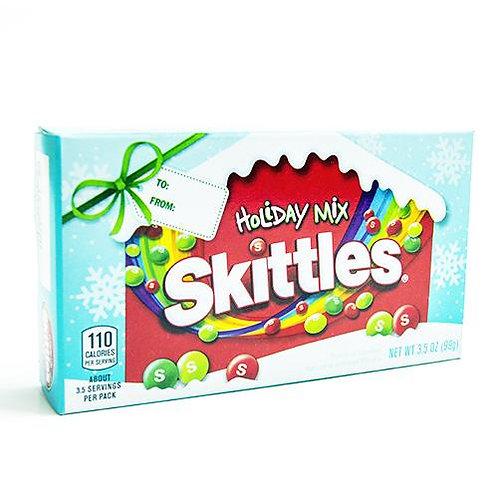Holiday Mix Skittles