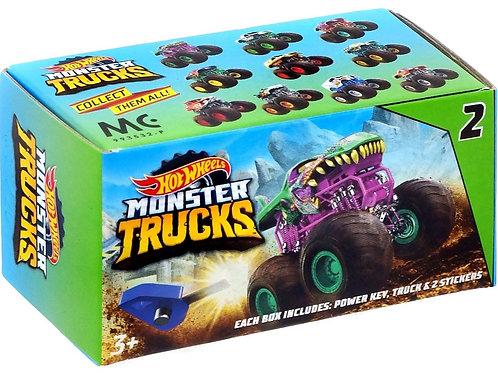 Hot Wheels Monster Truck Mystery