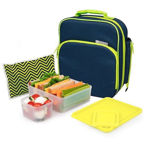 Bentology All In One Lunch Box-Green
