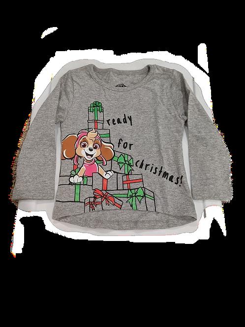 Paw Patrol Holiday Kid Shirt