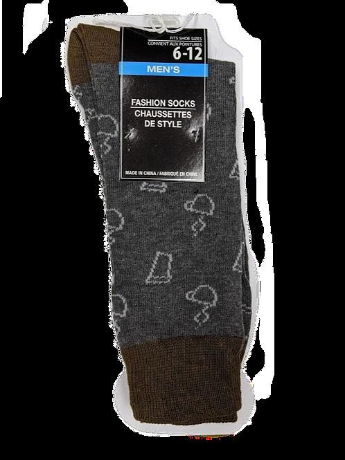Coffee Socks- Adult