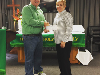 Paying It Forward:  The Story of Grace Lutheran Church, Hatfield, PA