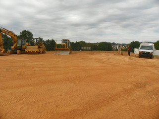 Photos from today's Consruction Site Meeting