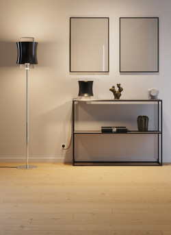 Lampadaire design Luxembourg