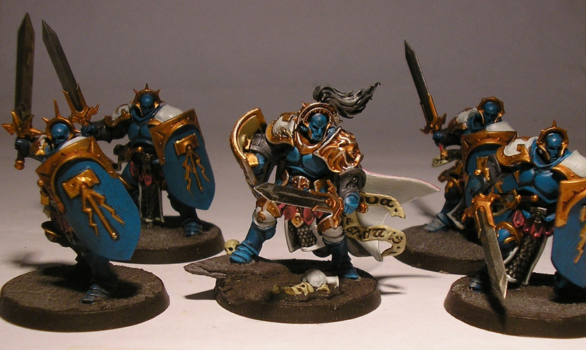Knight Questor and Liberators