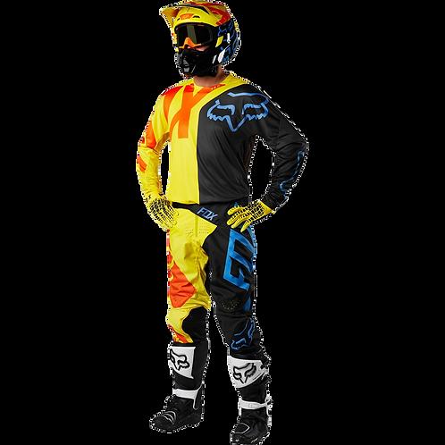 Fox 360 Preme Black/Yellow