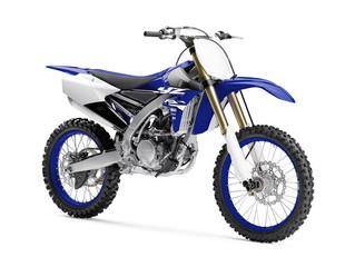 Yamaha YZ250F promotie