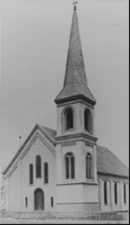 Congregational Church, built in 1862.
