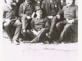 Capture of the Infamous Blinky Morgan Gang in Alpena, Michigan