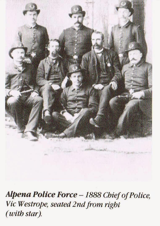 Alpena Police Force (image0