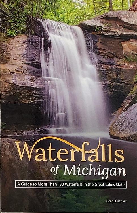 Waterfalls of Michigan