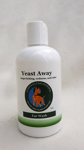 Yeast Away Ear Cleaner