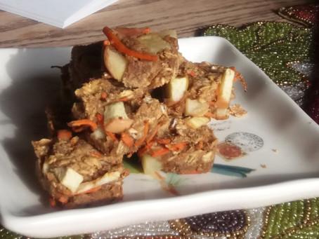 Coconut Carrot Cake for Fydo