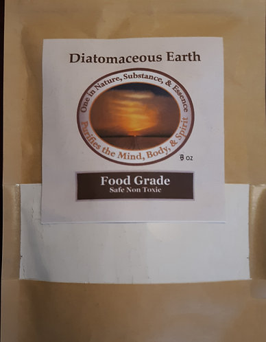 Food Grade Diatomaceous Earth for dogs