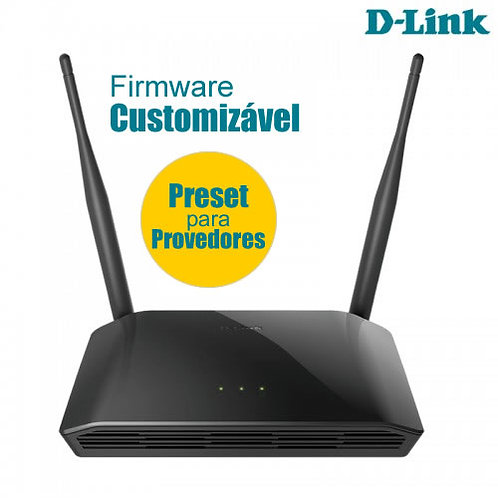 Roteador Wireless N300 2 Antenas D - Link