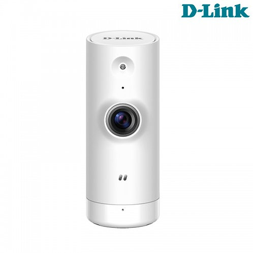 Câmera Wi-Fi HD 720p 120° D-Link