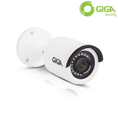Câmera Bullet 1080p Série Orion IR 20M 1/2.7 3.6mm IP66 Giga Security