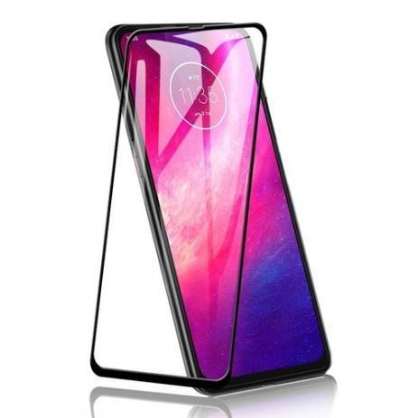 Película de Vidro 5D (Motorola Moto One Hyper)