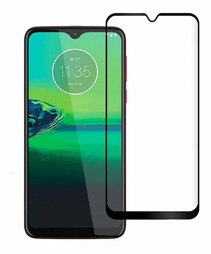 Película de Vidro e Gel 5D (Motorola Moto G8 Plus)