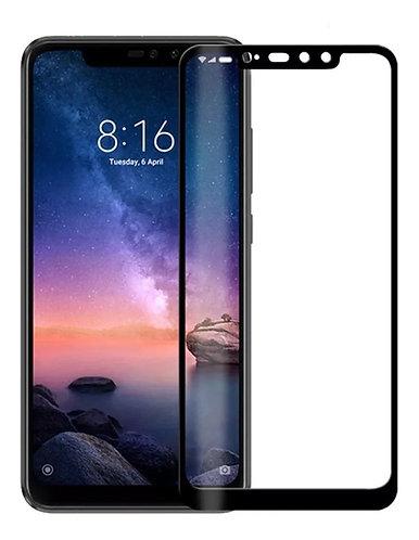 Película de Vidro e Gel 5D (Xiaomi Redmi Note 6 Pro)
