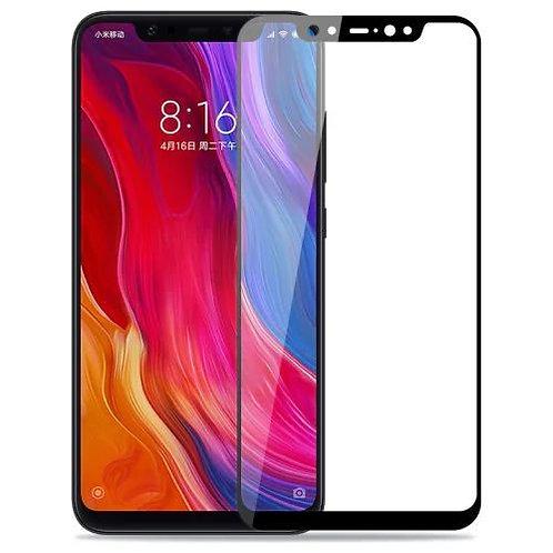 Película de Vidro e Gel 5D (Xiaomi Mi 8)