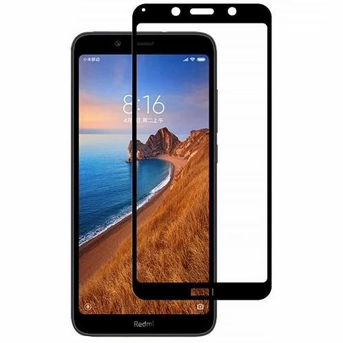 Película de Vidro e Gel 5D (Xiaomi Redmi 7A)