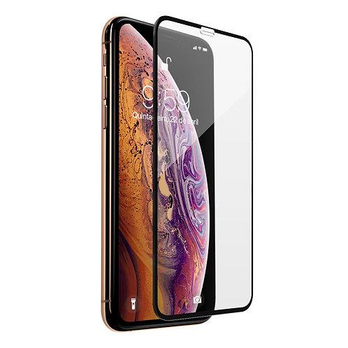 Película de Vidro e Gel 5D (iPhone XS Max e 11 Pro Max)