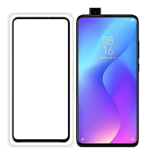 Película de Vidro e Gel 5D (Xiaomi Mi 9T/Pro)