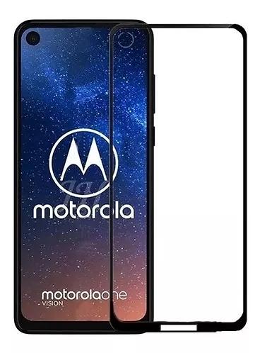 Película de Vidro 5D (Motorola Moto One Vision)