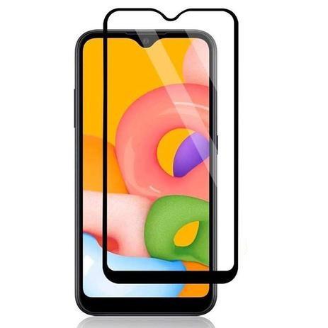 Película de Vidro 5D (Samsung Galaxy A01)