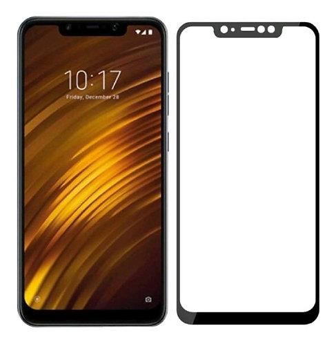 Película de Vidro e Gel 5D (Xiaomi Pocophone F1)