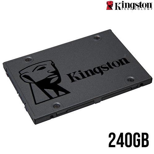 """SSD 240GB 2,5"""" Sata 3 - Kingston"""
