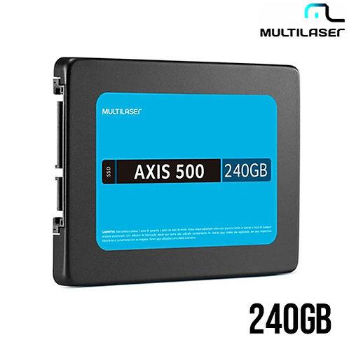 "SSD 240GB 2,5"" Sata 3 - Multilaser"