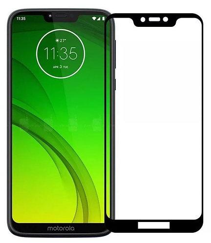 Película de Vidro e Gel 5D (Motorola Moto G7 Play)