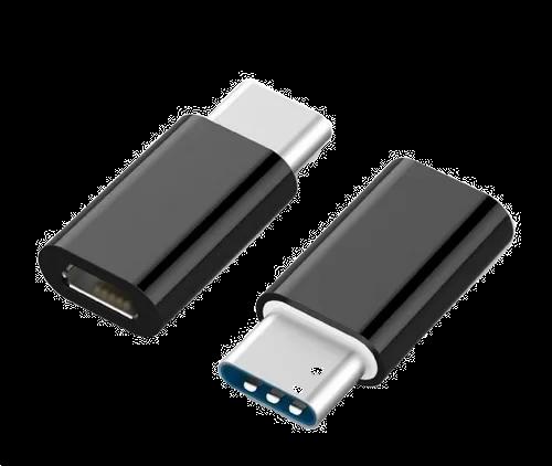 Adaptador Micro USB x Type-C