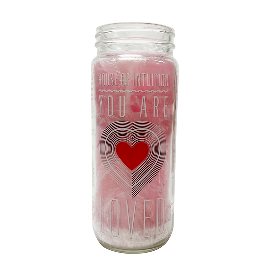 You Are Loved Intention Candle 你唔係垃圾