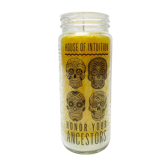 Honor Your Ancestors Intention Candle 能不能給我一柱香的時間