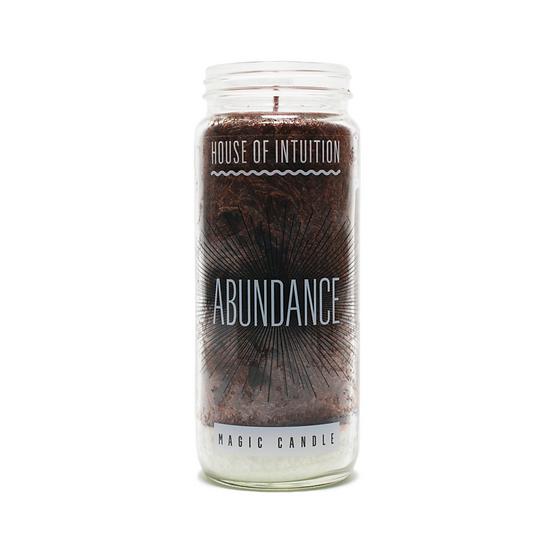 Abundance Intention Candle 大L把