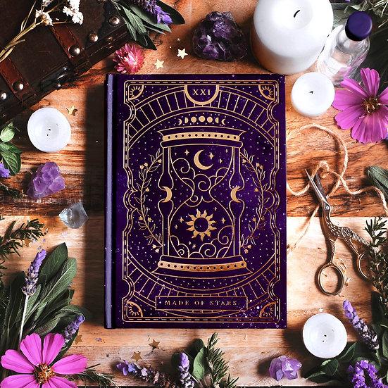 Made of Stars Journal 手帳