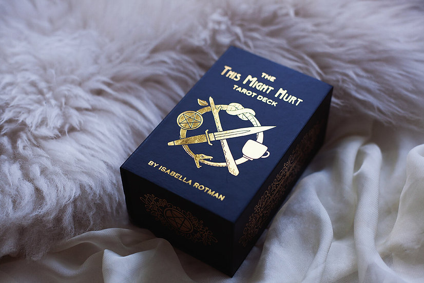 This Might Hurt Tarot 塔羅牌 (2nd Edition)