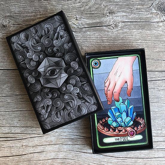 Oddity Tarot 塔羅牌 (2nd Edition)