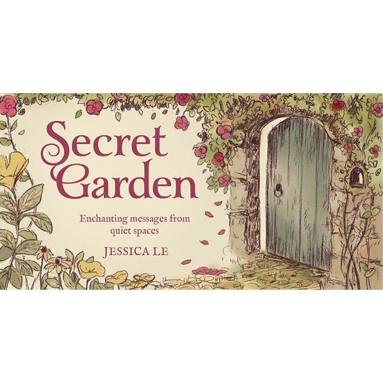 Secret Garden Mini Deck 迷你神諭牌