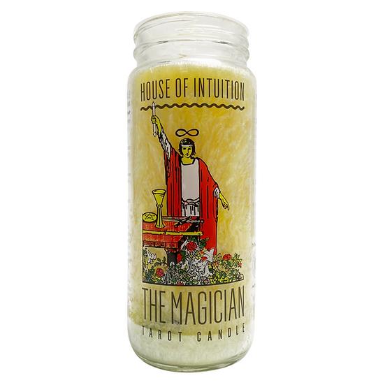 The Magician Tarot Intention Candle 各位觀眾五條煙