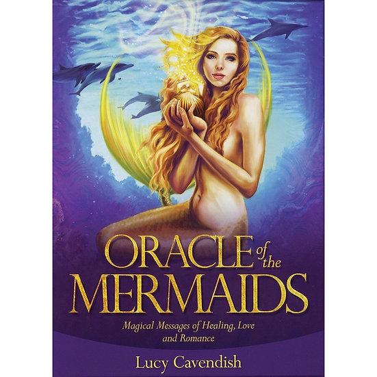 Oracle of the Mermaids 神諭牌