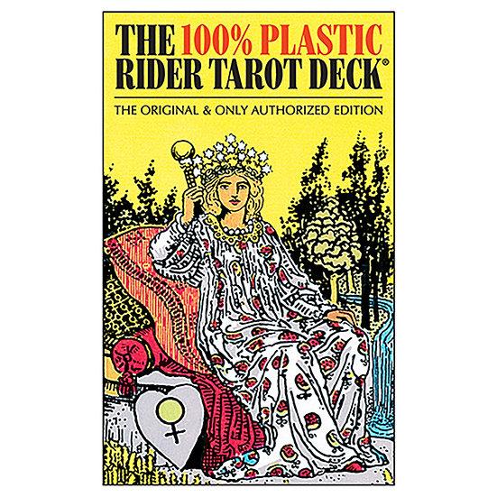 The 100% Plastic Rider Tarot 塔羅牌