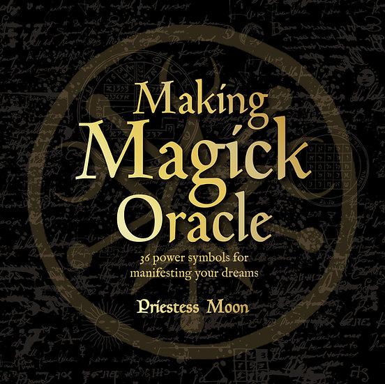 Making Magick Oracle 神諭牌