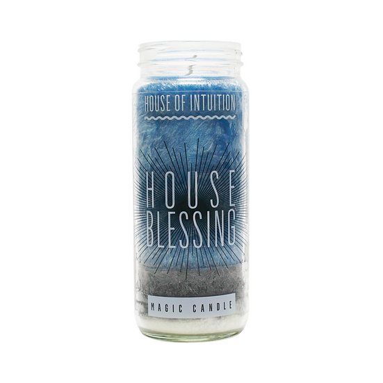 House Blessing Intention Candle 我全家都好幸福喎