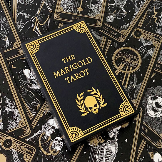 The Marigold Tarot (Classic Edition) 塔羅牌