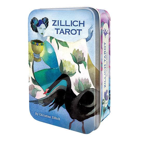Zillich Tarot in a Tin 鐵罐塔羅牌